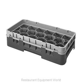 Cambro 17HS318184 Dishwasher Rack Glass Compartment
