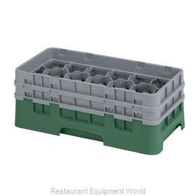 Cambro 17HS434119 Dishwasher Rack Glass Compartment