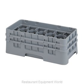 Cambro 17HS434151 Dishwasher Rack Glass Compartment