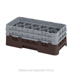 Cambro 17HS434167 Dishwasher Rack Glass Compartment