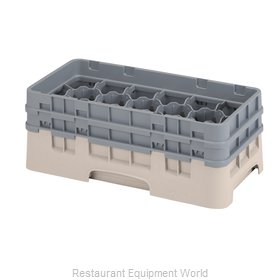 Cambro 17HS434184 Dishwasher Rack Glass Compartment