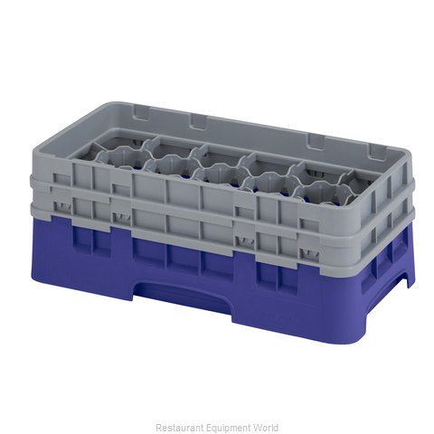 Cambro 17HS434186 Dishwasher Rack Glass Compartment