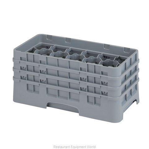 Cambro 17HS638151 Dishwasher Rack, Glass Compartment