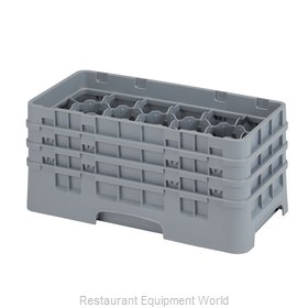 Cambro 17HS638151 Dishwasher Rack Glass Compartment