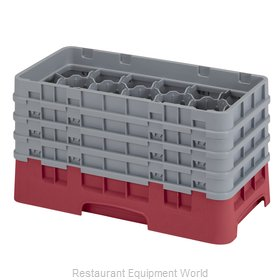 Cambro 17HS800416 Dishwasher Rack Glass Compartment