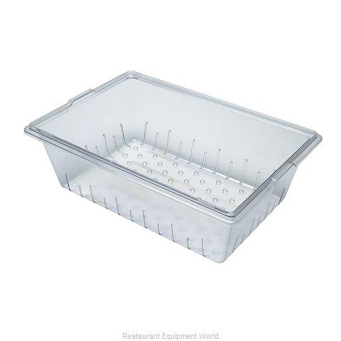 Cambro 18268CLRCW135 Food Pan, Plastic