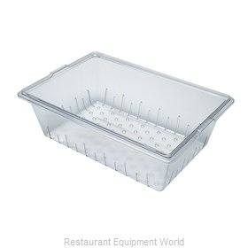 Cambro 18268CLRCW135 Food Storage Container Drain Tray