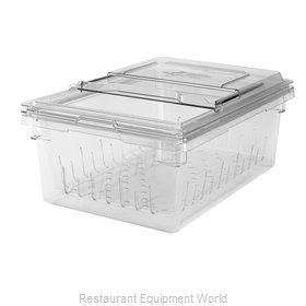 Cambro 18268CLRKIT135 Food Storage Container, Box