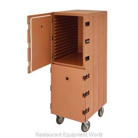 Cambro 1826DBC157 Cabinet, Enclosed, Bun / Food Pan