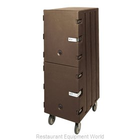 Cambro 1826DBCSP131 Cabinet, Enclosed, Bun / Food Pan