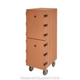 Cambro 1826DTC157 Cabinet, Enclosed, Bun / Food Pan