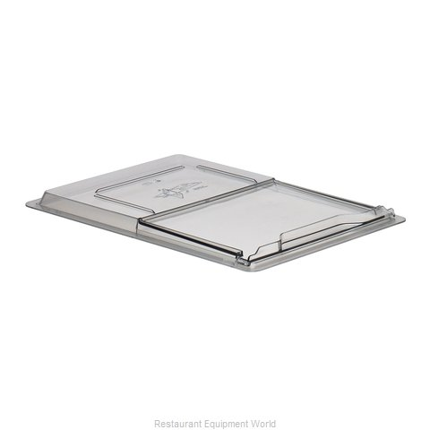 Cambro 1826SCCW135 Camwear SlidingLid (Magnified)