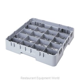 Cambro 20C258151 Dishwasher Rack, Glass Compartment