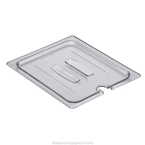 Cambro 20CWCHN135 Camwear Food Pan Cove (Magnified)