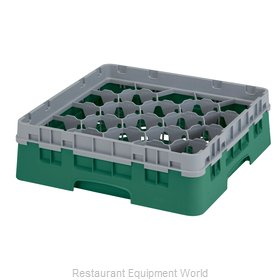 Cambro 20S318119 Dishwasher Rack, Glass Compartment
