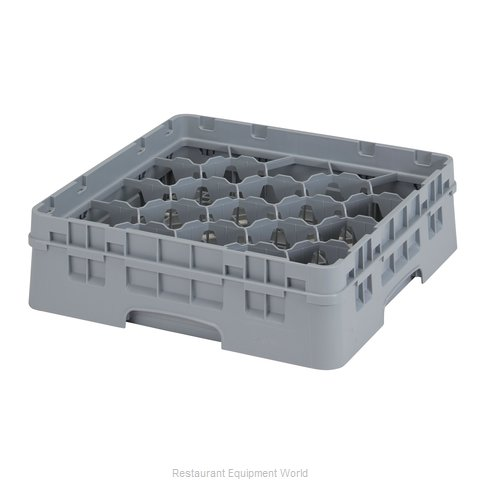 Cambro 20S318151 Dishwasher Rack, Glass Compartment