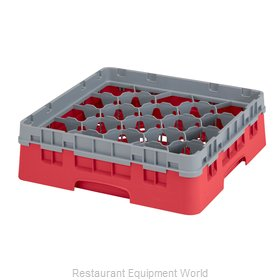 Cambro 20S318163 Dishwasher Rack Glass Compartment