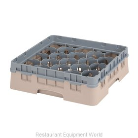 Cambro 20S318184 Dishwasher Rack Glass Compartment