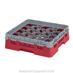 Cambro 20S318416 Dishwasher Rack Glass Compartment