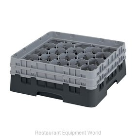 Cambro 20S434110 Dishwasher Rack Glass Compartment