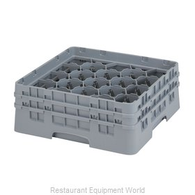 Cambro 20S434151 Dishwasher Rack Glass Compartment