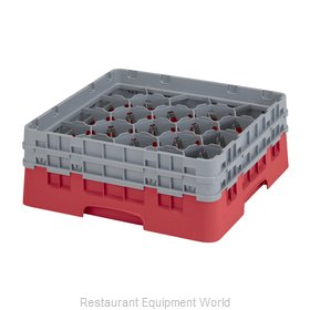 Cambro 20S434163 Dishwasher Rack Glass Compartment