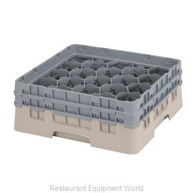 Cambro 20S434184 Dishwasher Rack Glass Compartment