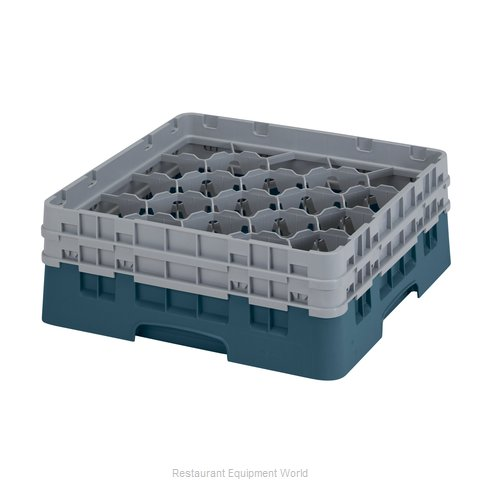 Cambro 20S434414 Dishwasher Rack Glass Compartment