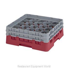 Cambro 20S434416 Dishwasher Rack Glass Compartment