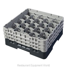 Cambro 20S638110 Dishwasher Rack Glass Compartment