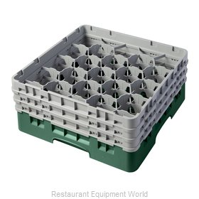 Cambro 20S638119 Dishwasher Rack Glass Compartment