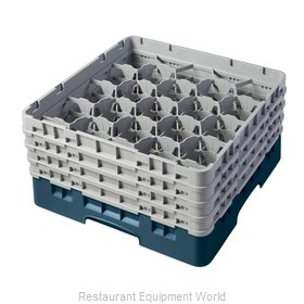 Cambro 20S800414 Dishwasher Rack Glass Compartment