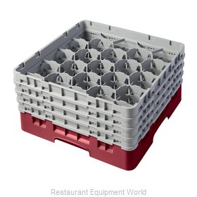 Cambro 20S800416 Dishwasher Rack Glass Compartment