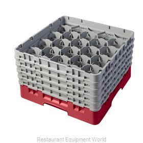 Cambro 20S958163 Dishwasher Rack Glass Compartment