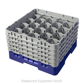 Cambro 20S958186 Dishwasher Rack Glass Compartment