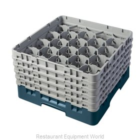 Cambro 20S958414 Dishwasher Rack Glass Compartment