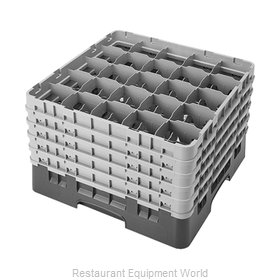 Cambro 25S1058110 Dishwasher Rack, Glass Compartment