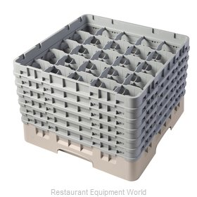 Cambro 25S1114184 Full Size Glass Rack