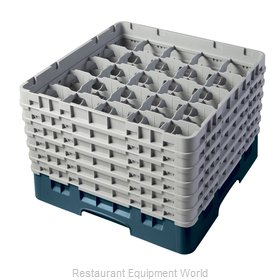Cambro 25S1114414 Dishwasher Rack, Glass Compartment