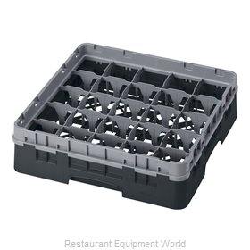 Cambro 25S318110 Dishwasher Rack, Glass Compartment