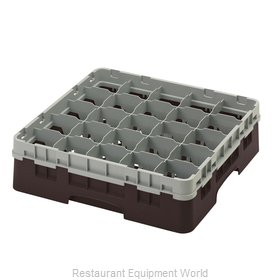 Cambro 25S418167 Dishwasher Rack, Glass Compartment