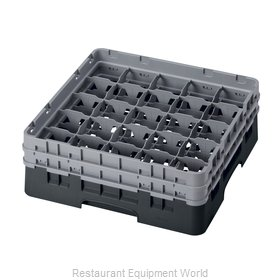 Cambro 25S434110 Full Size Glass Rack