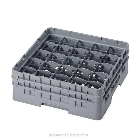 Cambro 25S434151 Full Size Glass Rack