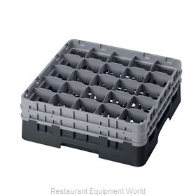 Cambro 25S534110 Full Size Glass Rack