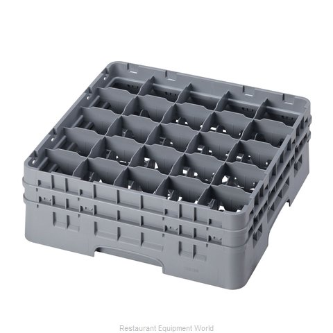 Cambro 25S534151 Full Size Glass Rack