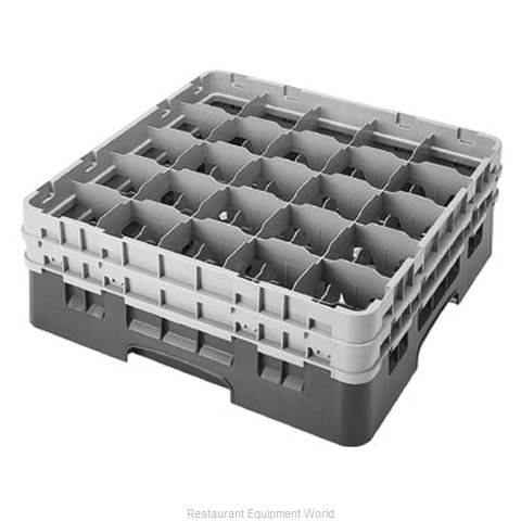 Cambro 25S534163 Full Size Glass Rack