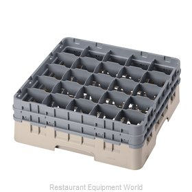 Cambro 25S534184 Full Size Glass Rack