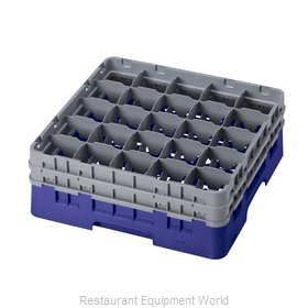 Cambro 25S534186 Dishwasher Rack, Glass Compartment