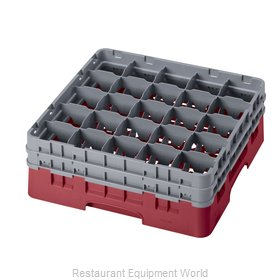 Cambro 25S534416 Full Size Glass Rack