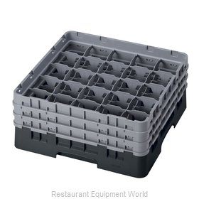 Cambro 25S638110 Dishwasher Rack, Glass Compartment